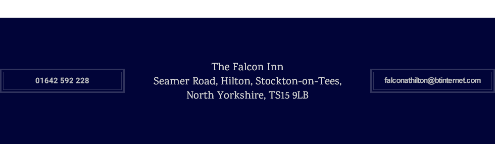Thanks for visiting The Falcon at Hilton